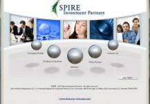 Spire Investment Partners Website